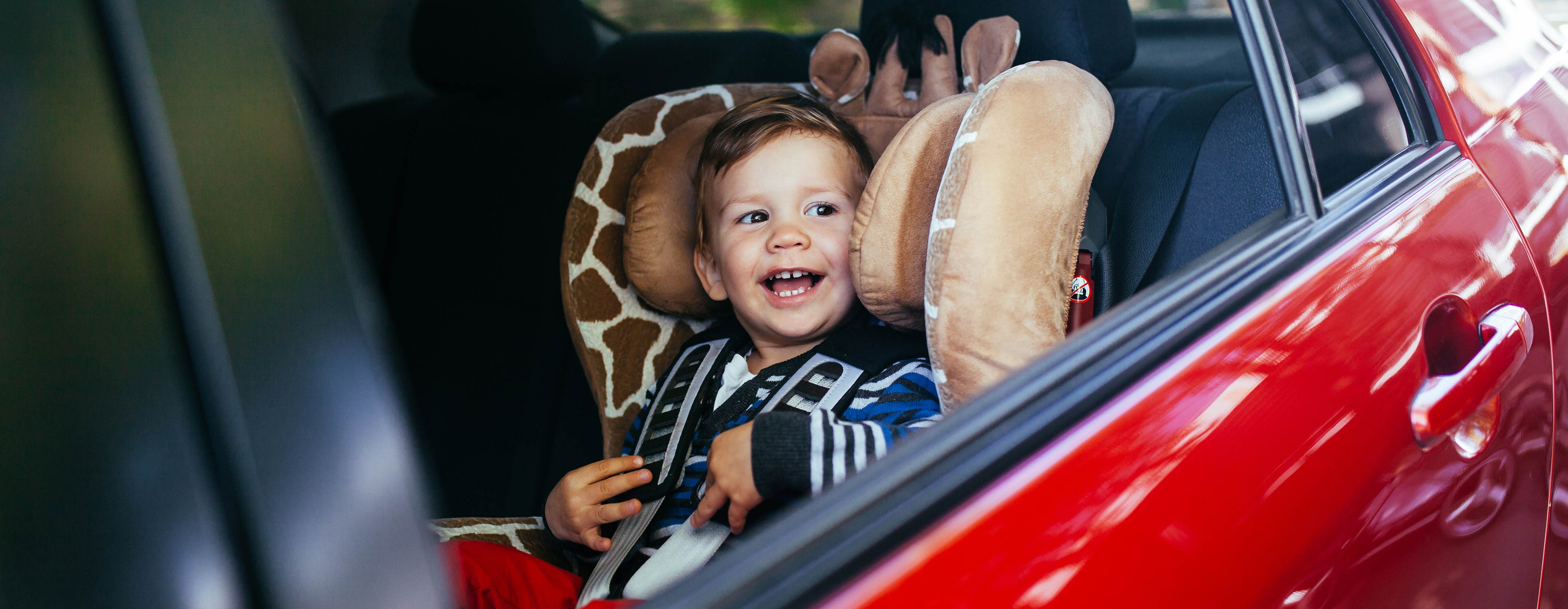 Kinderen en uw autoverzekering