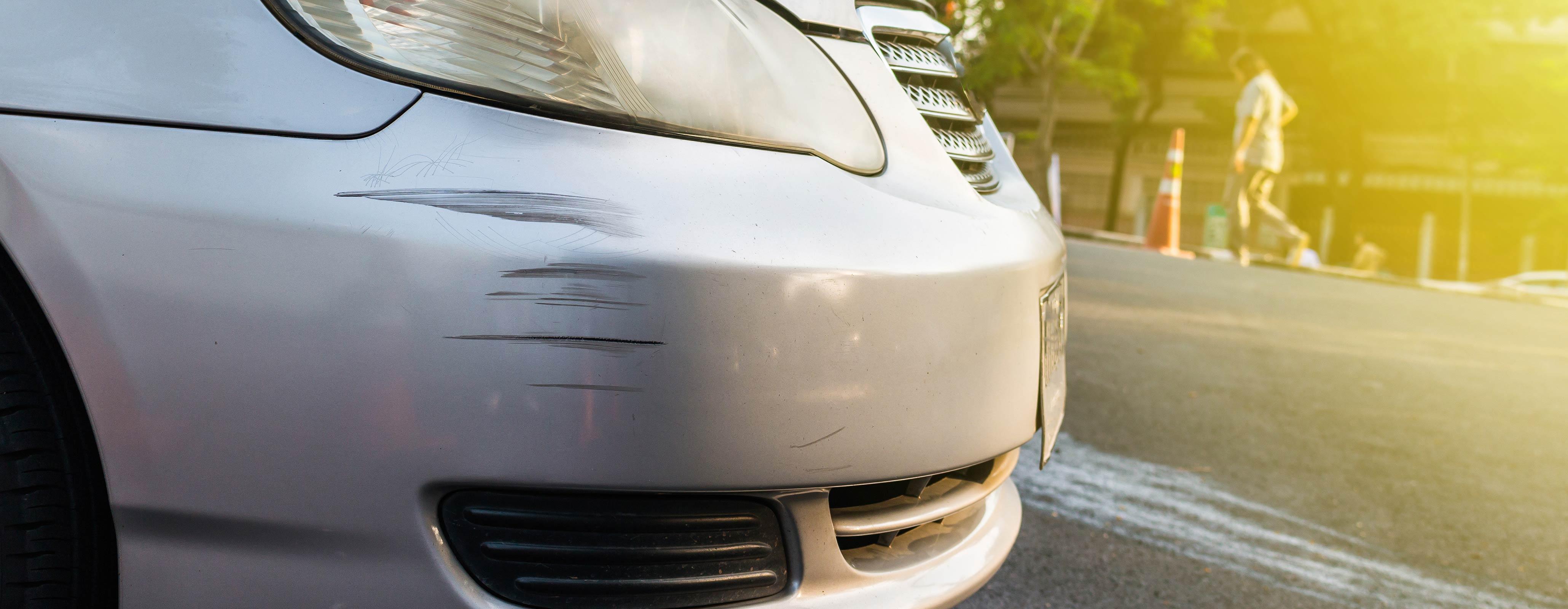 Is uw auto verzekerd tegen vandalisme?